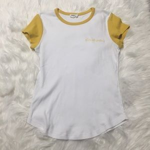 FRAME DENIM T-Shirt Size Medium